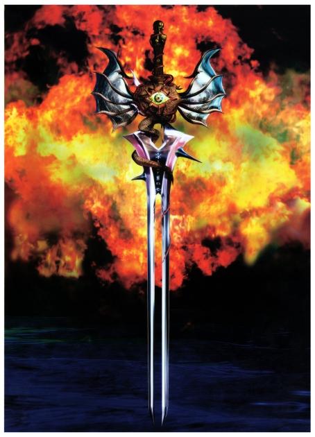 Forbidden Rune Sword (FRS) Art-35